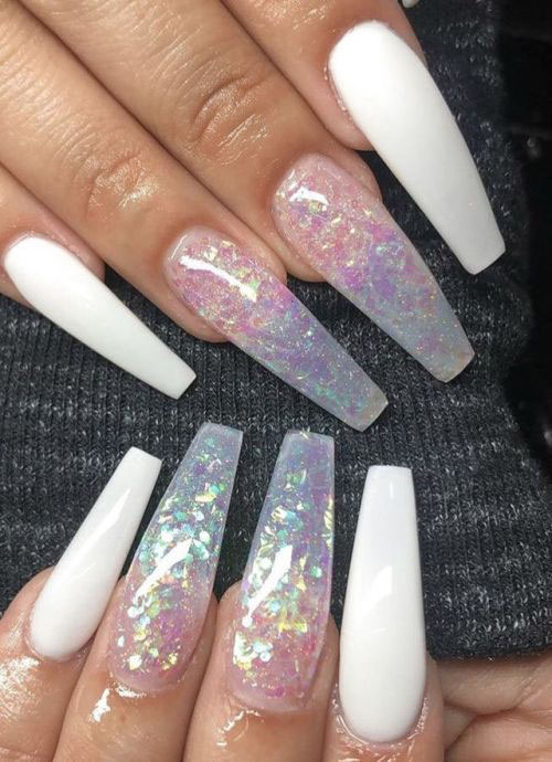 Cute Long Nails