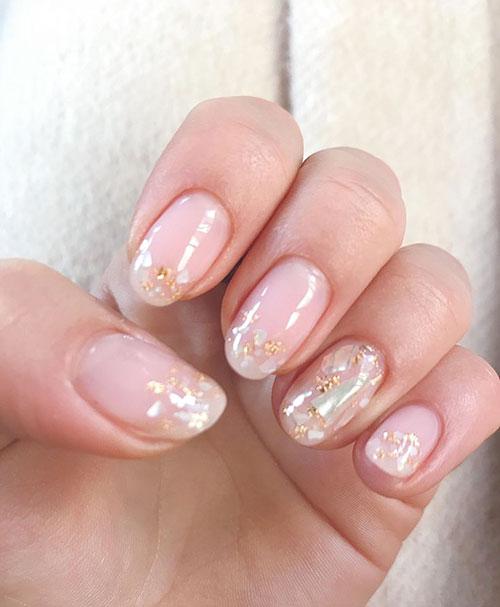 Pearl Image Nails