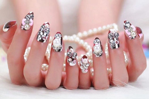 Diamante Nail Gems
