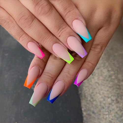 French Tip Designs
