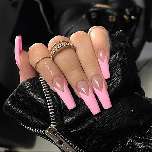 Long Cute Nails