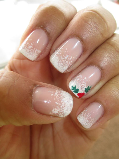 Unique French Tip Nail Designs