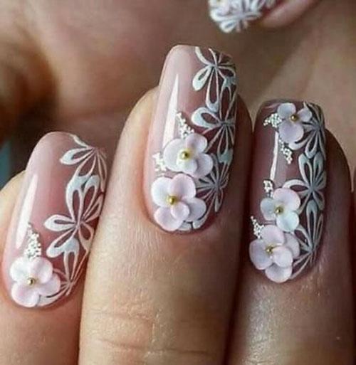 3D Bella Nails
