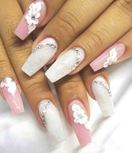 3D Bella Nails