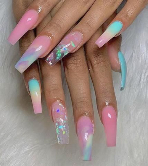 Cute Nails Long