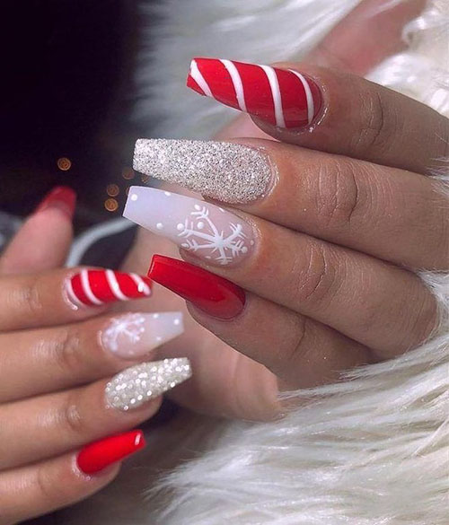 Long Nails Cute